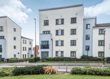 Thumbnail 2 bed flat for sale in Border Court, Coventry