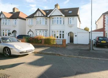 Thumbnail 4 bedroom semi-detached house for sale in Cadogan Gardens, South Woodford, London
