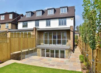 Thumbnail 5 bed semi-detached house for sale in Staines Road, Twickenham
