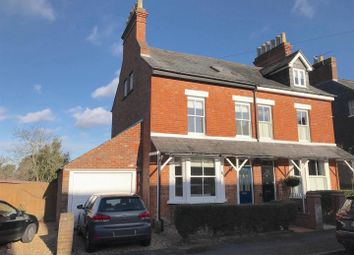 Thumbnail 4 bed semi-detached house for sale in Priory Road, Newbury