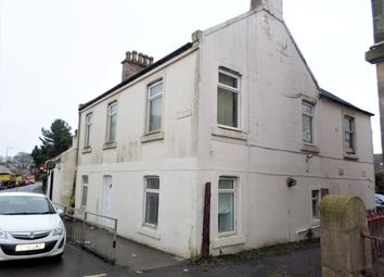 Thumbnail 1 bed flat for sale in Irvine Road, Dirrans, Kilwinning
