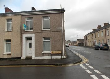 Thumbnail 4 bed end terrace house for sale in Ralph Street, Llanelli