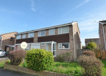 Thumbnail 3 bed semi-detached house for sale in Sandpiper Drive, Worle, Weston-Super-Mare