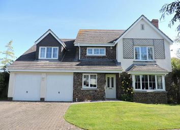 Thumbnail 5 bed property to rent in Glebe Field, Georgeham, Braunton