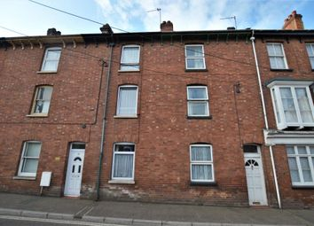 Thumbnail 3 bed terraced house for sale in Parliament Street, Crediton, Devon