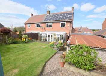 Thumbnail 3 bed property for sale in Cromwell Crescent, Lambley, Nottingham