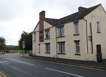 Thumbnail 2 bed flat to rent in Leek Road, Stoke, Stoke-On-Trent