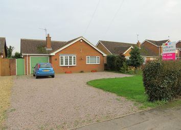 Thumbnail 2 bed detached bungalow for sale in Old Main Road, Fosdyke, Boston