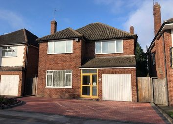 Thumbnail 4 bed detached house to rent in Tanworth Lane, Shirley, Solihull, West Midlands