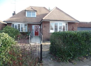Thumbnail 3 bed detached bungalow to rent in Stoneygate Road, Leagrave, Luton