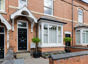 Thumbnail 5 bed terraced house for sale in Albany Road, Harborne, Birmingham