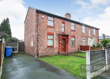 Thumbnail 3 bed semi-detached house to rent in Evans Road, Eccles, Manchester
