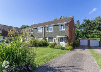 Thumbnail 3 bed semi-detached house for sale in Little Walton, Eastry, Sandwich