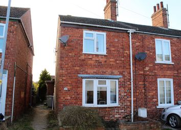 Thumbnail 2 bed end terrace house for sale in Masonic Lane, Spilsby