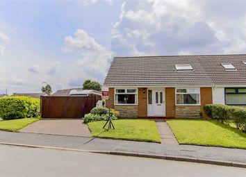 Thumbnail 4 bed semi-detached bungalow for sale in Hurst Lane, Rawtenstall, Lancashire