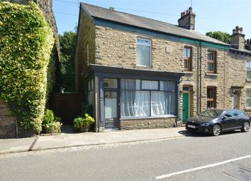 Thumbnail 3 bed end terrace house for sale in Wellington Road, Bollington, Macclesfield, Cheshire
