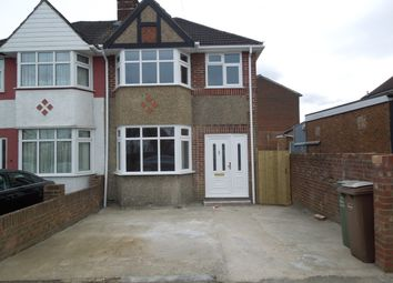 Thumbnail 3 bed semi-detached house to rent in Hurst Way, Luton
