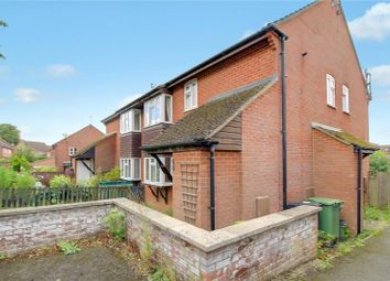 Thumbnail 2 bed maisonette for sale in Cromwell Close, Faringdon, Oxfordshire