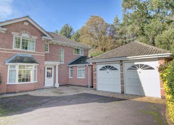 Thumbnail 4 bed property for sale in Huntsmans Gate, Bretton, Peterborough
