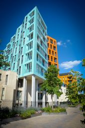 Thumbnail 1 bed flat to rent in Poldo House, 24 Cable Walk, London