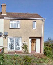 Thumbnail 3 bed semi-detached house to rent in Cuiken Terrace, Penicuik, Midlothian