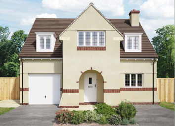 Thumbnail 4 bedroom detached house for sale in The Stow, Garden View, Off Hilary Rise, Pontywaun