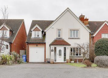 Thumbnail 4 bed detached house for sale in Clement Close, Milton Regis, Sittingbourne