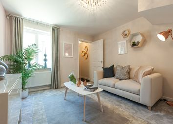 "Thumbnail 3 bed terraced house for sale in ""The Souter"" at Hilltop, Oakwood, Derby"