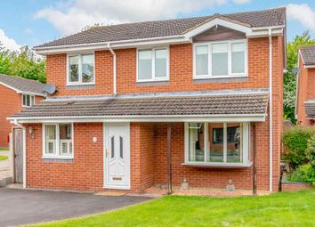 Thumbnail 5 bed detached house for sale in Hamilton Drive, Shrewsbury