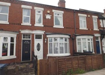 Thumbnail 3 bed terraced house for sale in Maas Road, Northfield, Birmingham, West Midlands