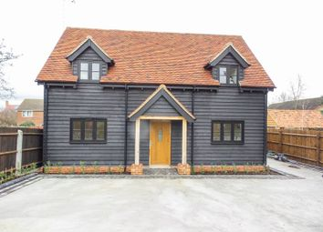 Thumbnail 4 bed detached house to rent in London Road, Rayleigh