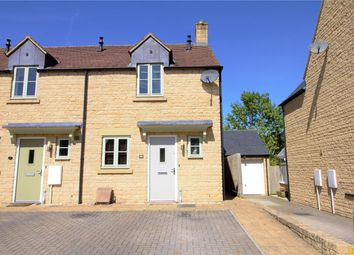 Thumbnail End terrace house for sale in Barnsley Way, Bourton On The Water, Cheltenham, Gloucestershire