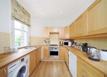 Thumbnail 3 bedroom flat to rent in Bishops Mansions, Bishops Park Road, London
