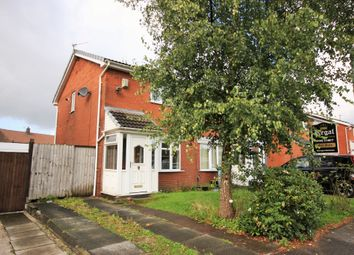 Thumbnail 2 bedroom semi-detached house for sale in Churchfield, Shevington, Wigan