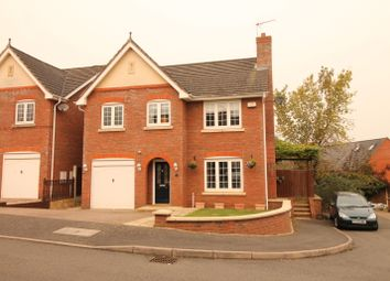 Thumbnail 4 bed detached house for sale in St. Marys Way, Weedon