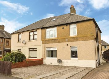 Thumbnail 2 bed flat for sale in Newlands Road, Grangemouth, Falkirk