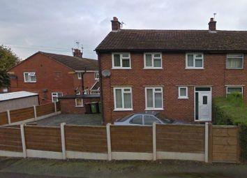 Thumbnail 3 bed end terrace house for sale in Farm Road, Weaverham, Northwich