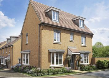 "Thumbnail 4 bedroom detached house for sale in ""Hertford"" at Coppice Green Lane, Shifnal"