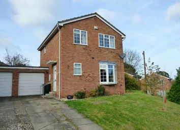 Thumbnail 3 bed detached house for sale in Kingshill Close, Malvern