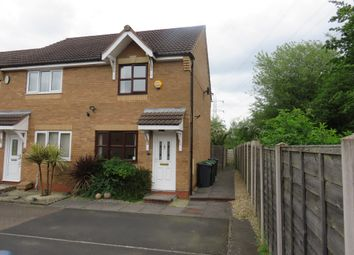 Thumbnail 2 bed end terrace house for sale in Navigation Lane, West Bromwich