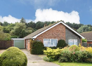 Thumbnail 3 bedroom detached bungalow for sale in Woodland Rise West, Sheringham