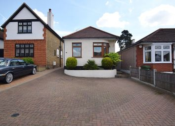 Thumbnail 2 bedroom detached bungalow for sale in Mashiters Hill, Romford, Essex