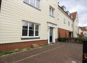 Thumbnail 4 bed terraced house to rent in Weetmans Drive, Myland, Colchester
