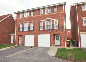 Thumbnail 4 bed semi-detached house to rent in Coningham Avenue, Rawcliffe, York