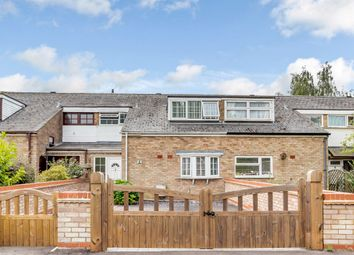 Thumbnail 3 bed terraced house for sale in Lannock, Letchworth Garden City, Hertfordshire