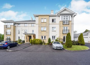 Thumbnail 2 bed flat for sale in Shieling Park, Racecourse Road, Ayr