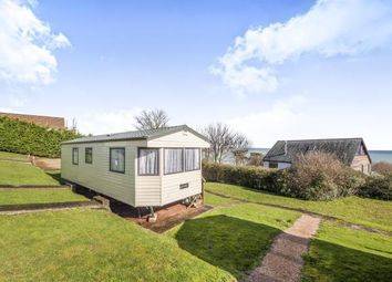 Thumbnail 2 bed mobile/park home for sale in Torquay Road, Shaldon, Devon