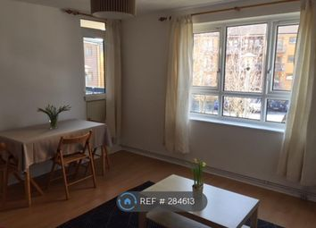 Thumbnail 3 bed flat to rent in George Downing Estate, London