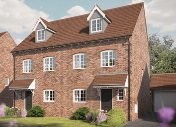 Thumbnail 1 bed semi-detached house for sale in Cooks Lane, North Solihull