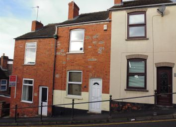 Thumbnail 2 bed terraced house for sale in Victoria Street, West Parade, Lincoln